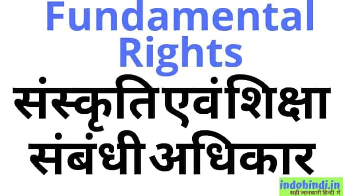 शोषण के विरुद्ध अधिकार