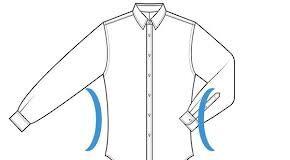 Men's Shirt Size Chart